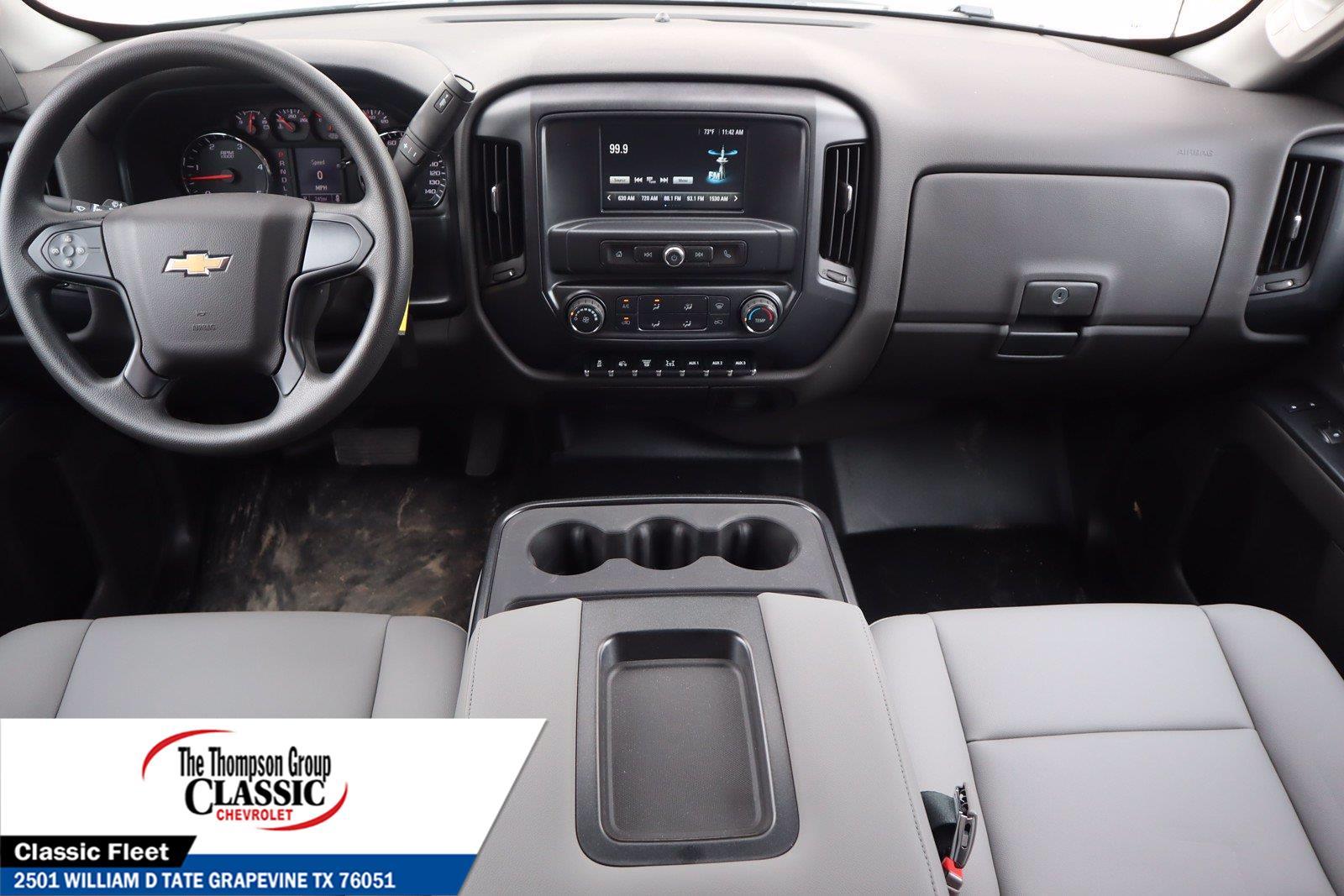 2021 Chevrolet Silverado 6500 Crew Cab DRW 4x4, Palfinger PAL Pro 43 Mechanics Body #MH843665 - photo 29