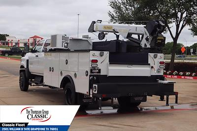 2021 Chevrolet Silverado 6500 Crew Cab DRW 4x4, Palfinger PAL Pro 43 Mechanics Body #MH843665 - photo 7