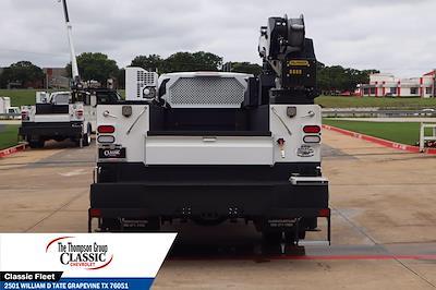 2021 Chevrolet Silverado 6500 Crew Cab DRW 4x4, Palfinger PAL Pro 43 Mechanics Body #MH843665 - photo 8