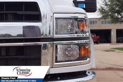 2021 Chevrolet Silverado 6500 Crew Cab DRW 4x4, Palfinger PAL Pro 43 Mechanics Body #MH843665 - photo 17
