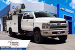 2021 Chevrolet Silverado 6500 Crew Cab DRW 4x4, Palfinger PAL Pro 43 Mechanics Body #MH843665 - photo 1