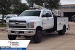 2021 Chevrolet Silverado 6500 Crew Cab DRW 4x4, Palfinger PAL Pro 43 Mechanics Body #MH843665 - photo 5