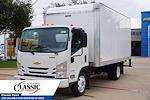 2021 LCF 4500 Regular Cab 4x2,  Knapheide KVA Dry Freight #MS204992 - photo 5