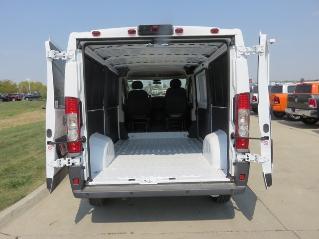 2018 ProMaster 1500 Standard Roof FWD,  Empty Cargo Van #D18041 - photo 2