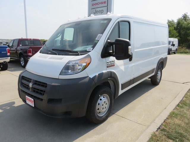 2018 ProMaster 1500 Standard Roof FWD,  Empty Cargo Van #D18041 - photo 4