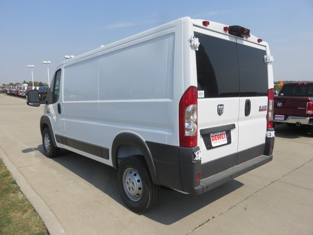 2018 ProMaster 1500 Standard Roof FWD,  Empty Cargo Van #D18041 - photo 8