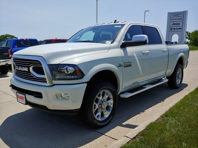 2018 Ram 2500 Crew Cab 4x4,  Pickup #D181026 - photo 4