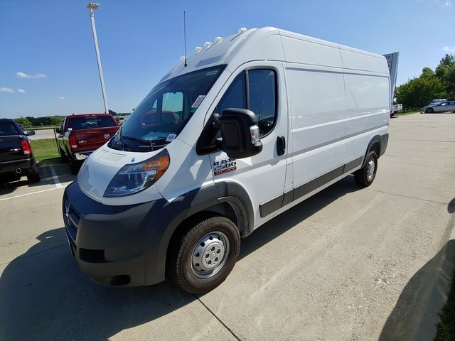 2018 ProMaster 2500 High Roof FWD,  Empty Cargo Van #D181044 - photo 4
