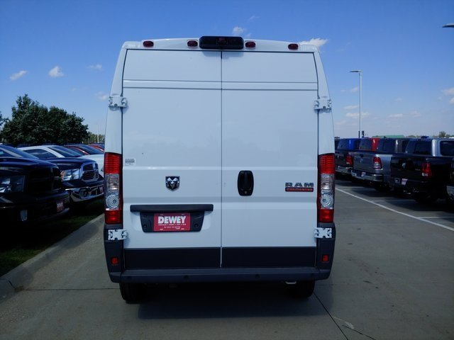 2018 ProMaster 2500 High Roof FWD,  Empty Cargo Van #D181044 - photo 7