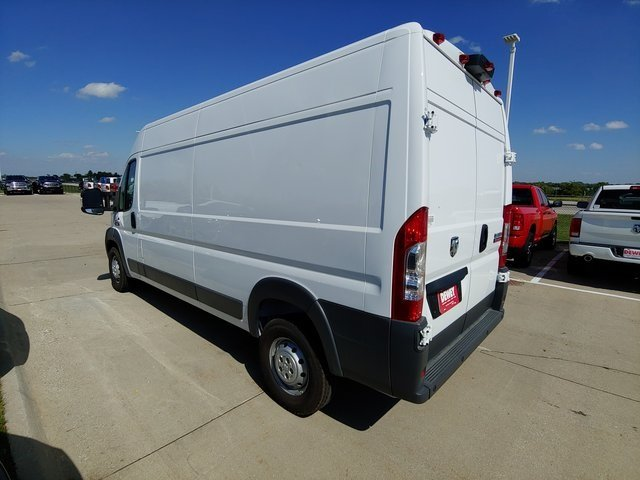 2018 ProMaster 2500 High Roof FWD,  Empty Cargo Van #D181044 - photo 8