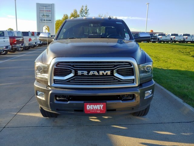 2018 Ram 2500 Crew Cab 4x4,  Pickup #D181446 - photo 3