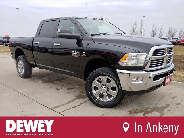 2018 Ram 2500 Crew Cab 4x4,  Pickup #D181628 - photo 1