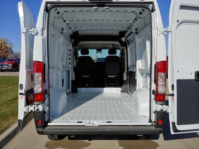 2019 ProMaster 2500 High Roof FWD,  Empty Cargo Van #D19692 - photo 2