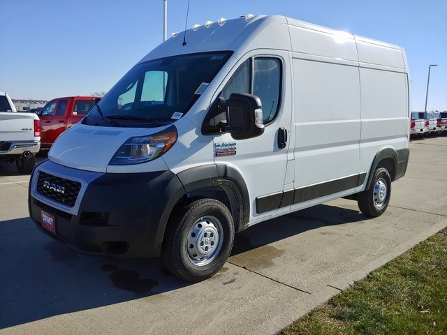 2019 ProMaster 2500 High Roof FWD,  Empty Cargo Van #D19703 - photo 4