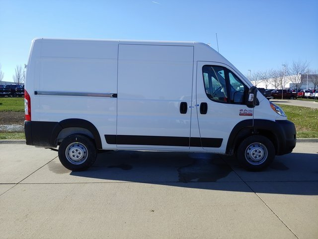 2019 ProMaster 2500 High Roof FWD,  Empty Cargo Van #D19703 - photo 5