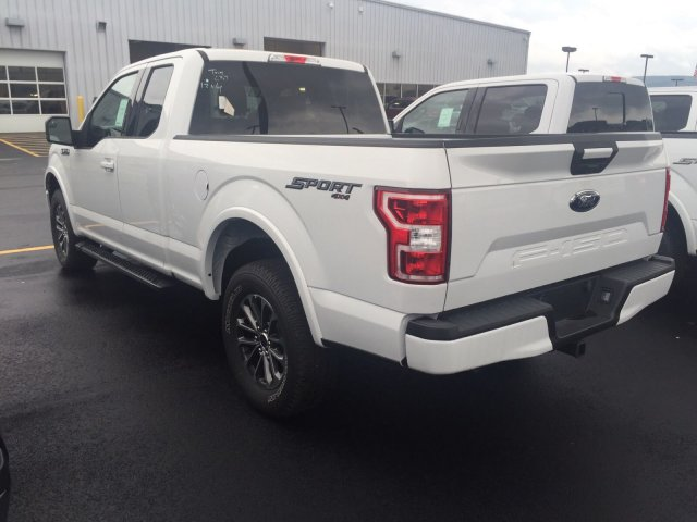 2018 F-150 Super Cab 4x4,  Pickup #BF18-149 - photo 2