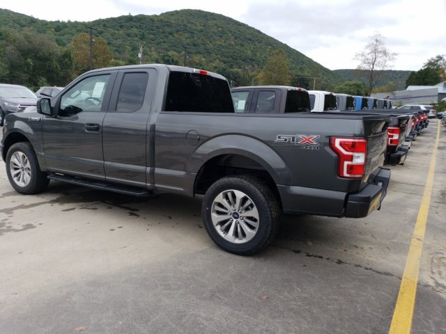2018 F-150 Super Cab 4x4,  Pickup #BF18-215 - photo 2
