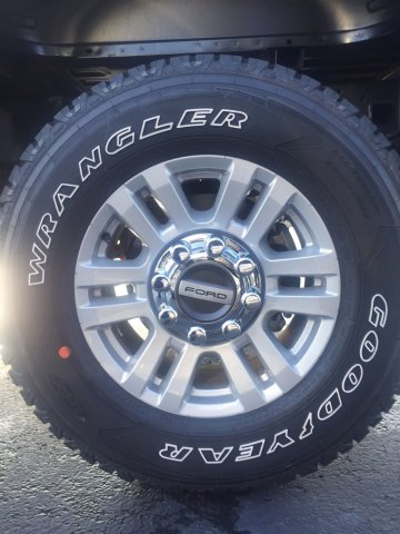 2018 F-250 Crew Cab 4x4,  Pickup #BF18-236 - photo 3