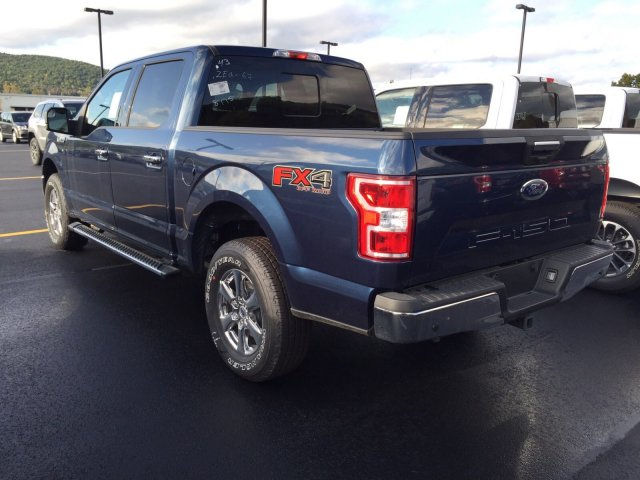2018 F-150 SuperCrew Cab 4x4,  Pickup #BF18-366 - photo 2
