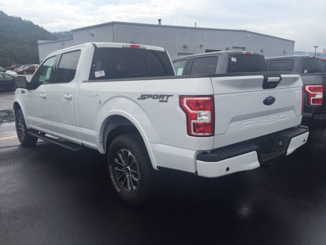 2018 F-150 SuperCrew Cab 4x4,  Pickup #BF18-377 - photo 2