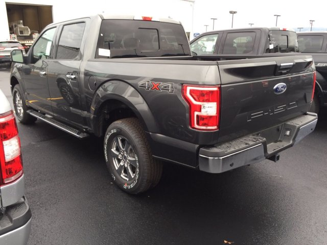 2018 F-150 SuperCrew Cab 4x4,  Pickup #BF18-398 - photo 2