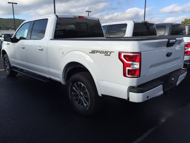 2018 F-150 SuperCrew Cab 4x4,  Pickup #BF18-426 - photo 2