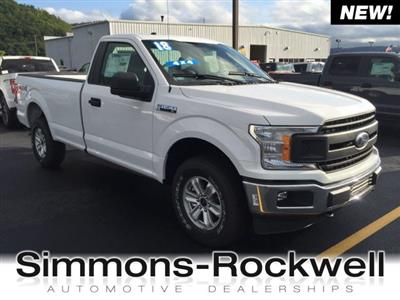 2018 F-150 Regular Cab 4x4,  Pickup #BF18-600 - photo 1