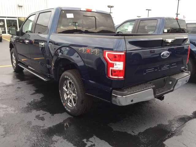 2018 F-150 SuperCrew Cab 4x4,  Pickup #BF18-607 - photo 2