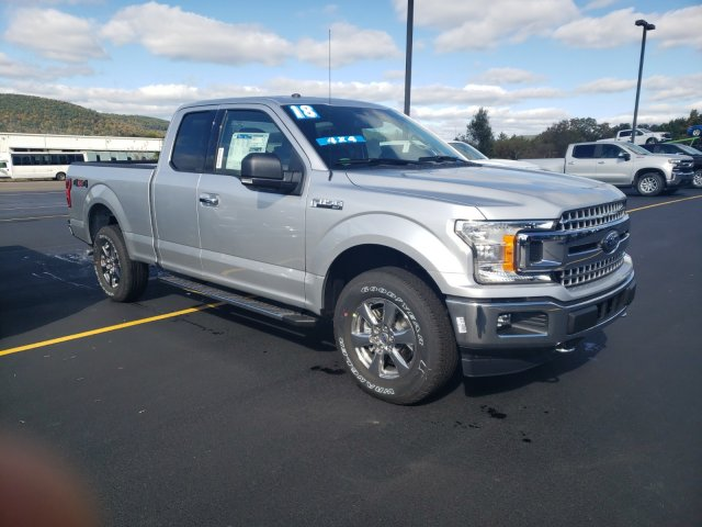 2018 F-150 Super Cab 4x4,  Pickup #BF18-653 - photo 1