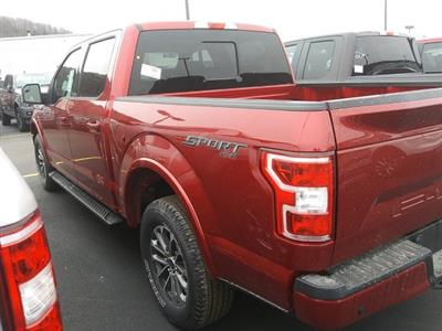 2019 F-150 SuperCrew Cab 4x4,  Pickup #BF19-117 - photo 2