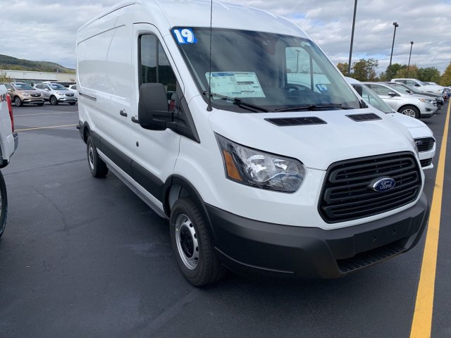 2019 Transit 250 Medium Roof 4x2,  Empty Cargo Van #BF19-12 - photo 8