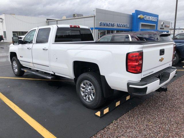 2019 Silverado 3500 Crew Cab 4x4,  Pickup #C19-196 - photo 2