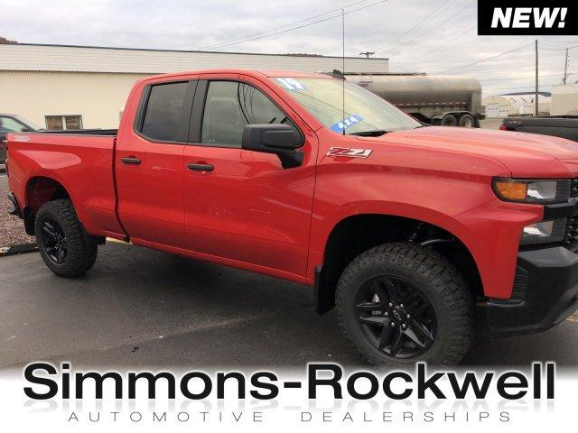 2019 Silverado 1500 Double Cab 4x4,  Pickup #C19-215 - photo 1