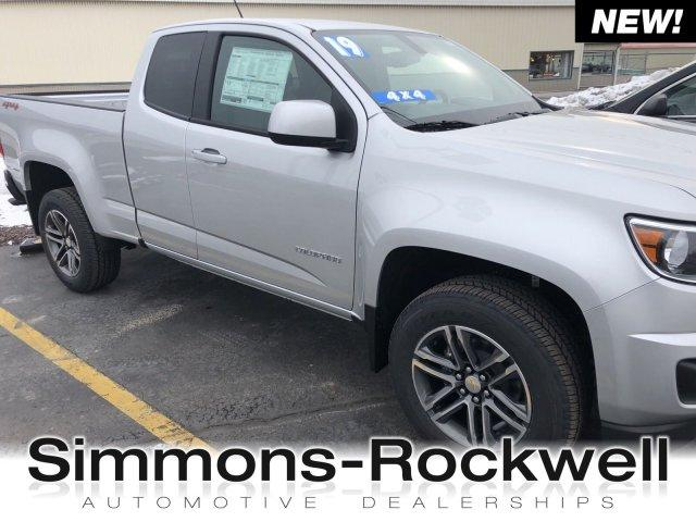 2019 Colorado Extended Cab 4x4,  Pickup #C19-227 - photo 1
