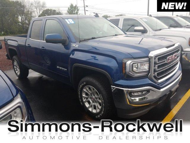 2018 Sierra 1500 Extended Cab 4x4,  Pickup #GM18-149 - photo 3