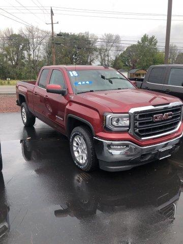 2018 Sierra 1500 Extended Cab 4x4,  Pickup #GM18-205 - photo 9
