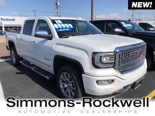 2018 Sierra 1500 Crew Cab 4x4,  Pickup #GM18-352 - photo 1