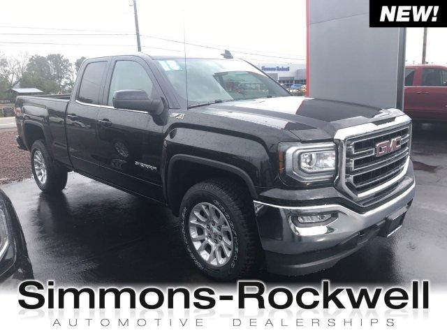 2018 Sierra 1500 Extended Cab 4x4,  Pickup #GM18-355 - photo 1