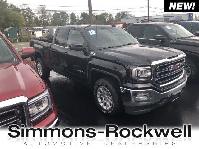2018 Sierra 1500 Extended Cab 4x4,  Pickup #GM18-357 - photo 1