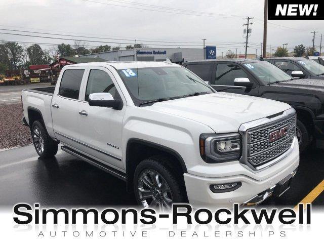 2018 Sierra 1500 Crew Cab 4x4,  Pickup #GM18-371 - photo 1