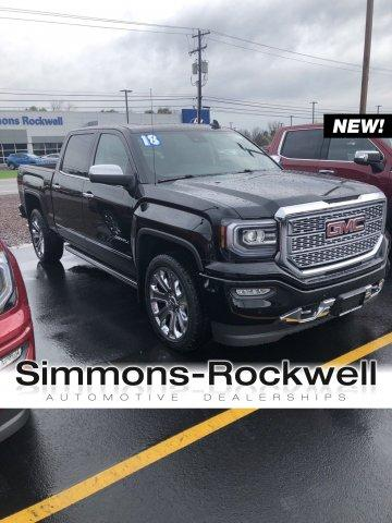 2018 Sierra 1500 Crew Cab 4x4,  Pickup #GM18-373 - photo 1
