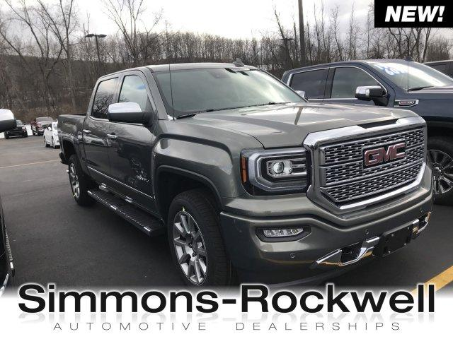 2018 Sierra 1500 Crew Cab 4x4,  Pickup #GM18-381 - photo 1