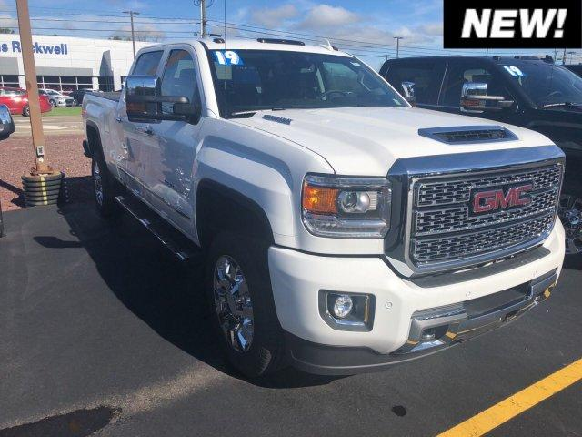 2019 Sierra 2500 Crew Cab 4x4,  Pickup #GM19-6 - photo 1