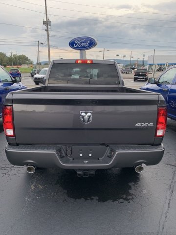 2018 Ram 1500 Quad Cab 4x4,  Pickup #D18-151 - photo 8