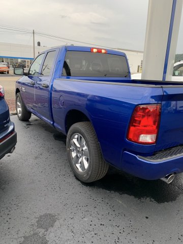 2018 Ram 1500 Quad Cab 4x4,  Pickup #D18-165 - photo 2