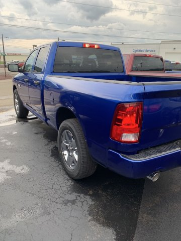 2018 Ram 1500 Quad Cab 4x4,  Pickup #D18-171 - photo 2