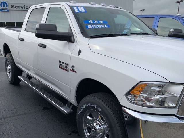 2018 Ram 2500 Crew Cab 4x4,  Pickup #D18-174 - photo 8