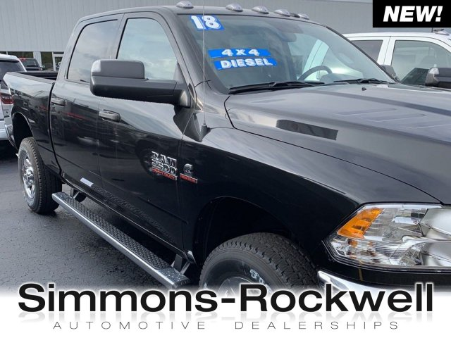 2018 Ram 2500 Crew Cab 4x4,  Pickup #D18-182 - photo 1