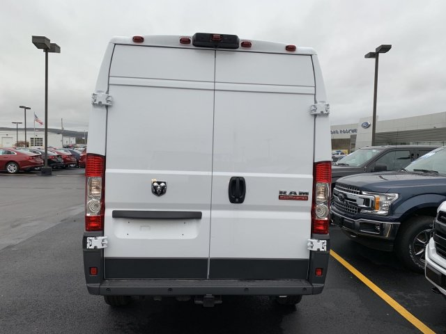 2018 ProMaster 2500 High Roof FWD,  Empty Cargo Van #D18-214 - photo 8
