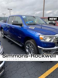 2019 Ram 1500 Crew Cab 4x4,  Pickup #D19-31 - photo 1